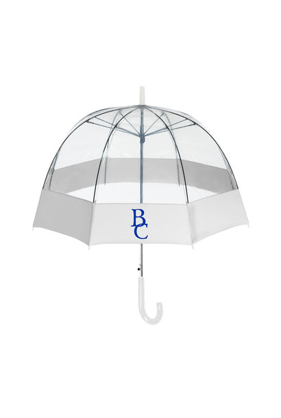 Auto Open BC Fabric Bubble Border Umbrella