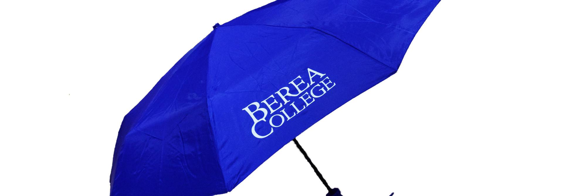 Berea College Mini Umbrella
