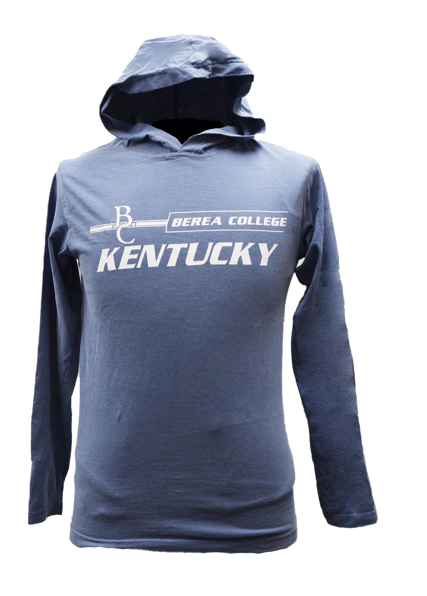 Berea College Kentucky Hooded T-shirt-1
