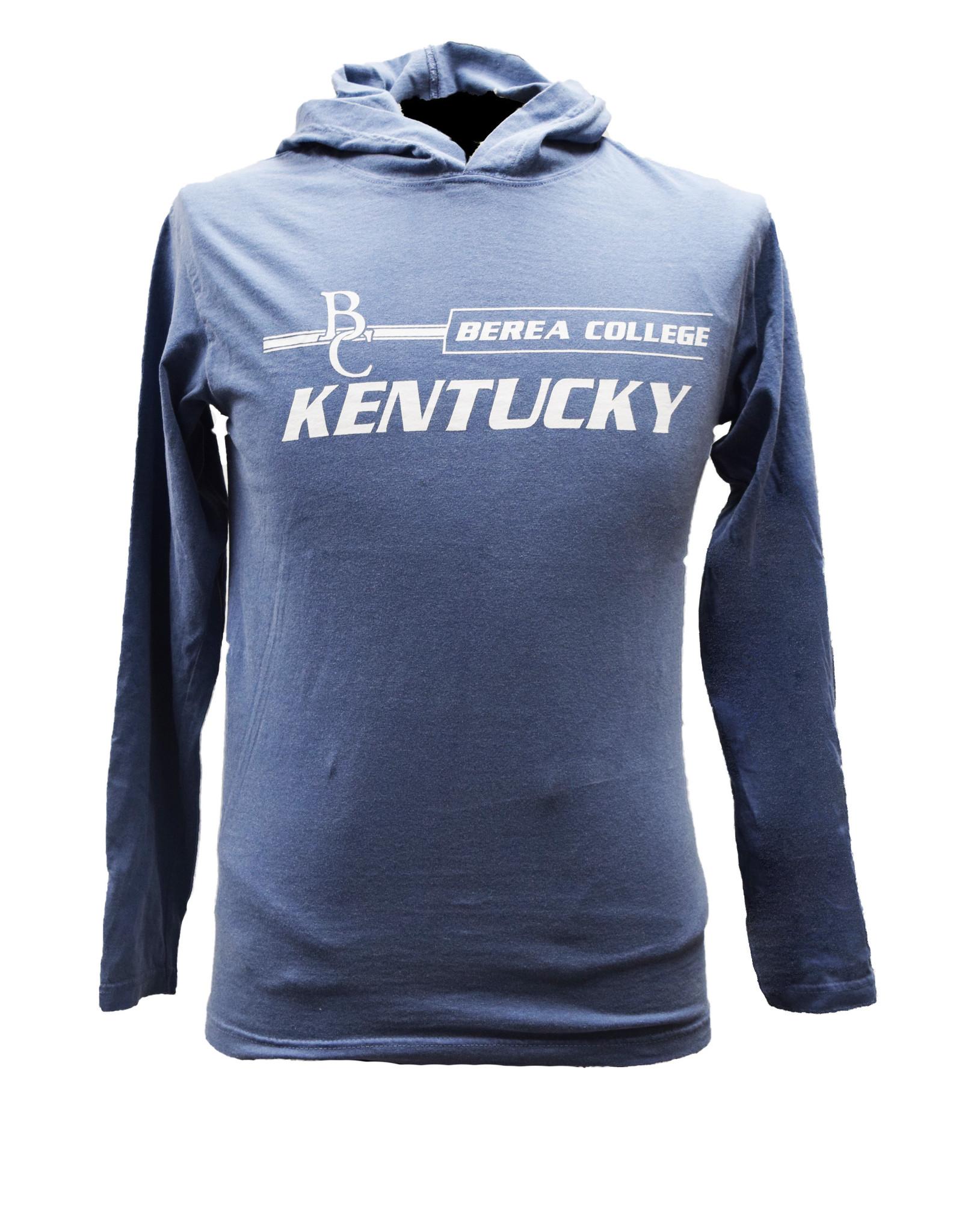 Berea College Kentucky Hooded T-shirt-3