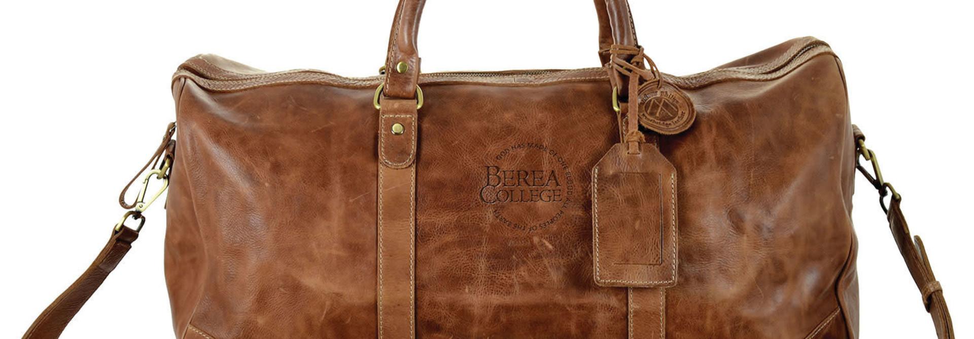 Westbridge Large Leather Duffel