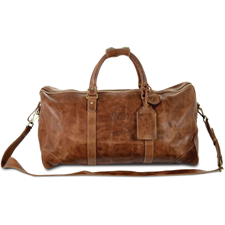 Westbridge Large Leather Duffel-1