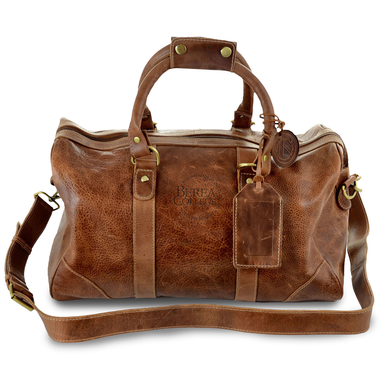 Westbridge Leather Duffel-1