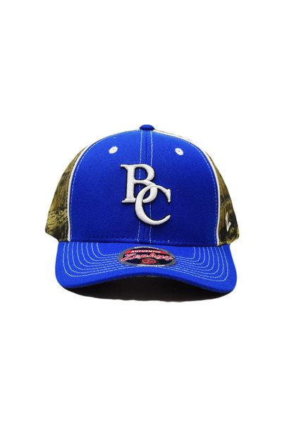 BC Camouflage Ball Cap