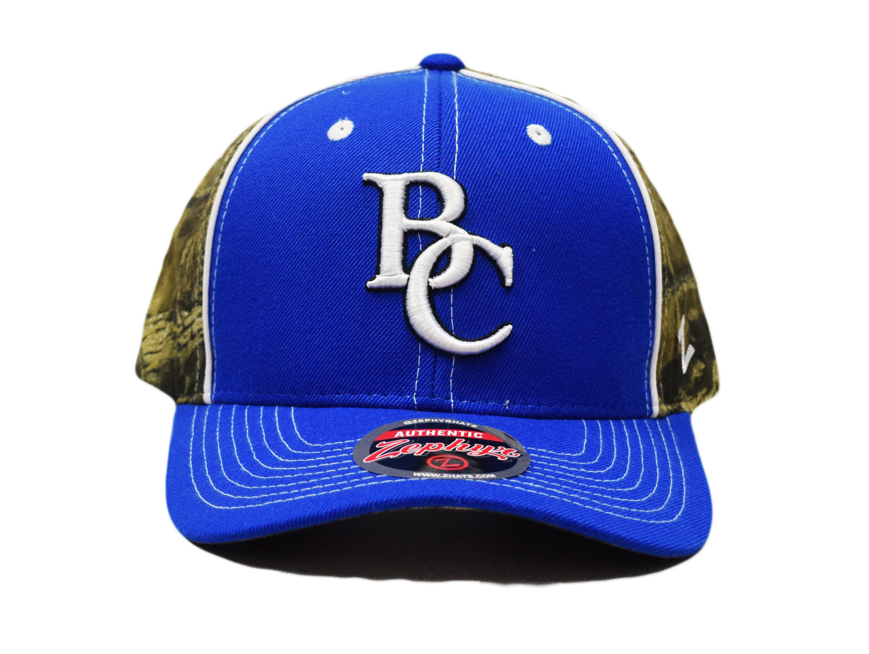 BC Camouflage Ball Cap-1