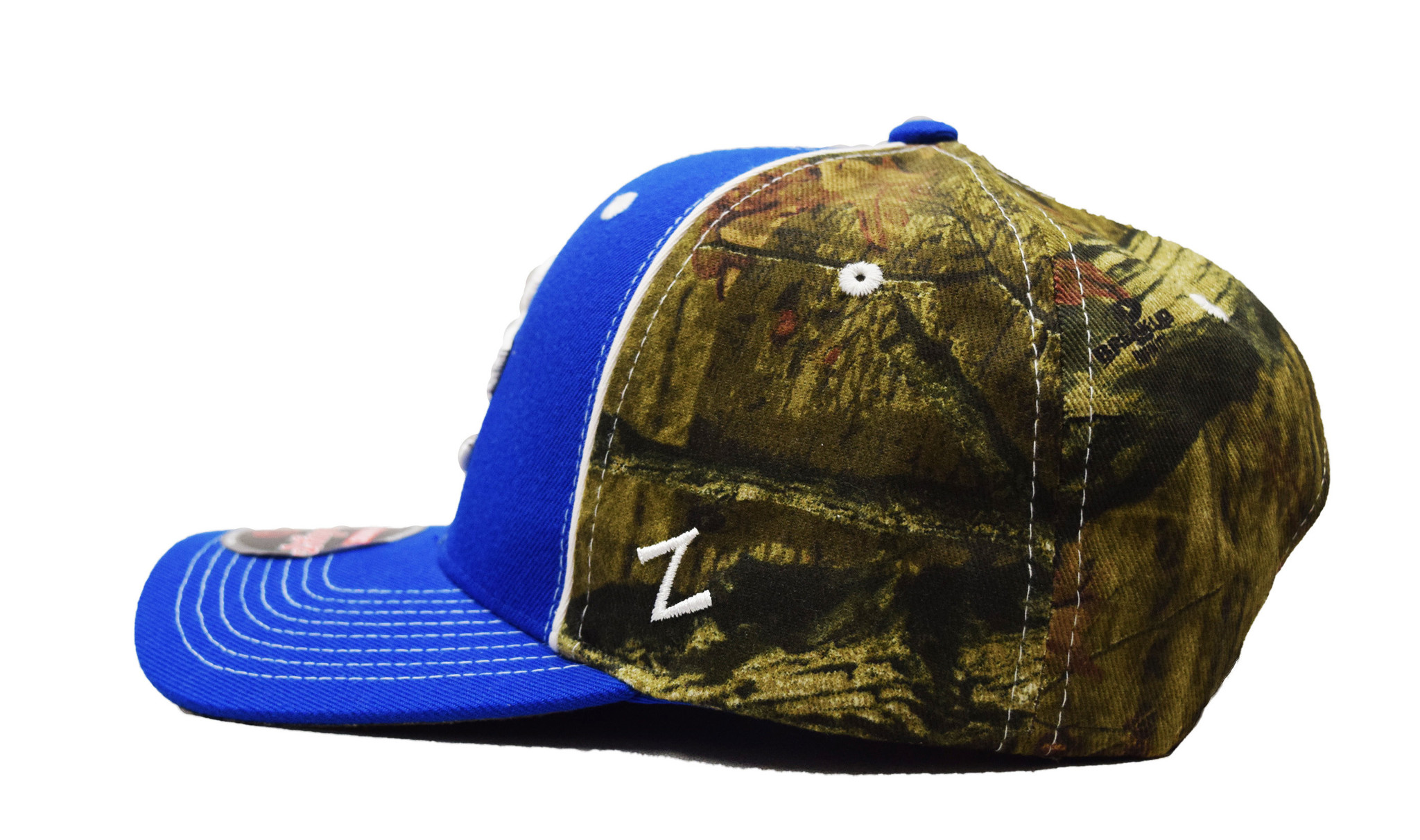BC Camouflage Ball Cap-2