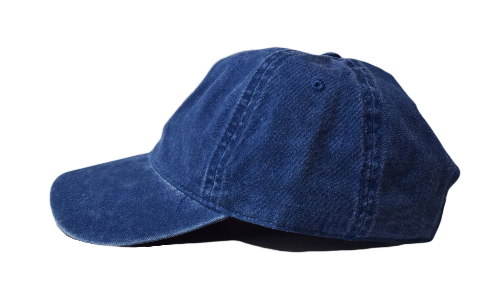 Ball Cap with Starry Scape Patch-4
