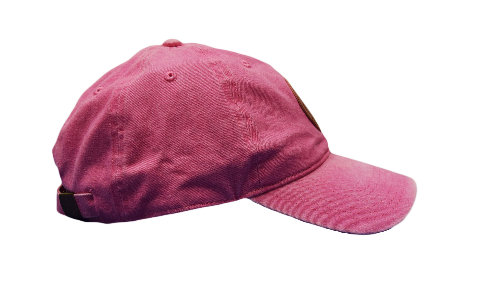 Ball Cap with Starry Scape Patch-3