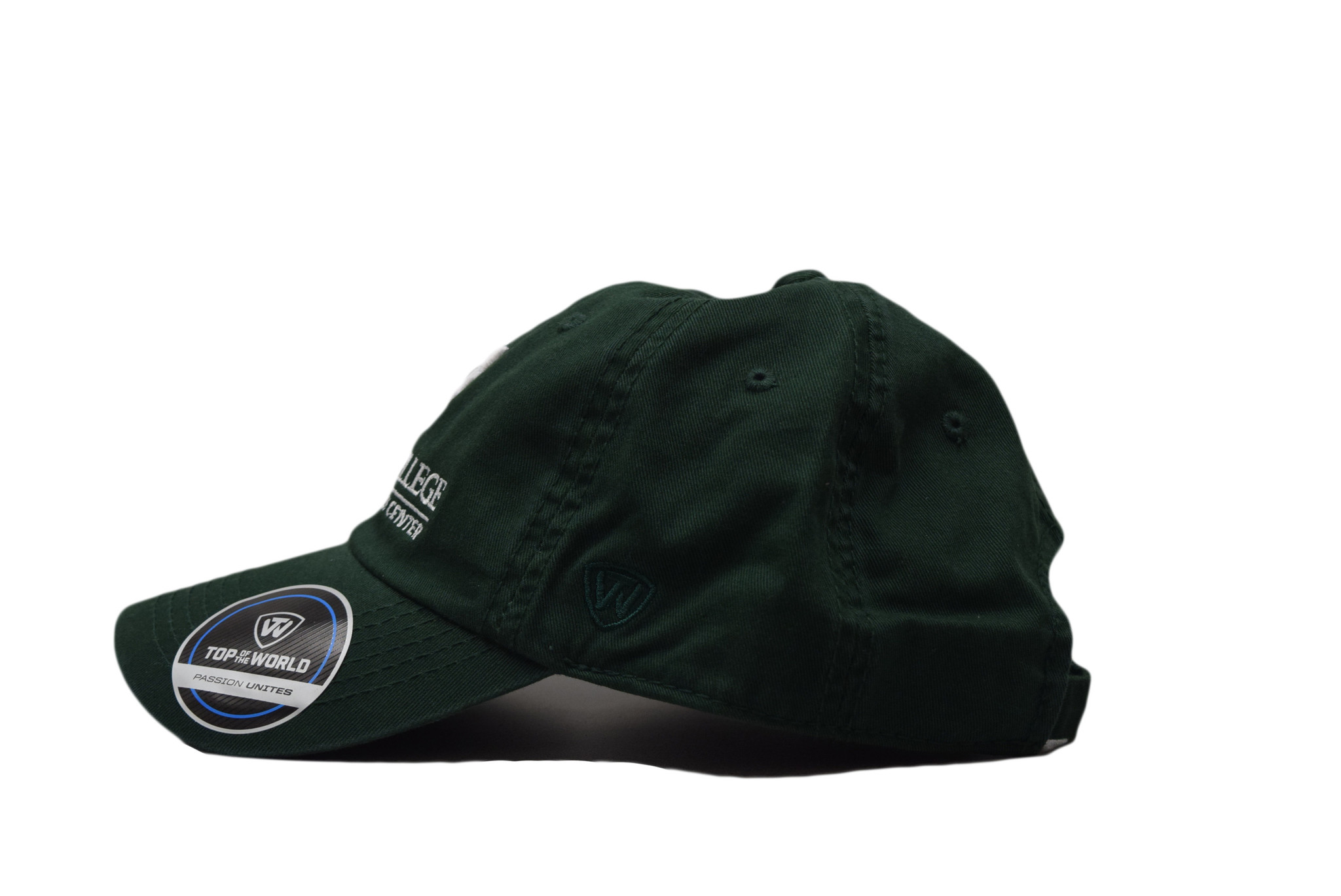 Green Berea College FOC Ball Cap-2