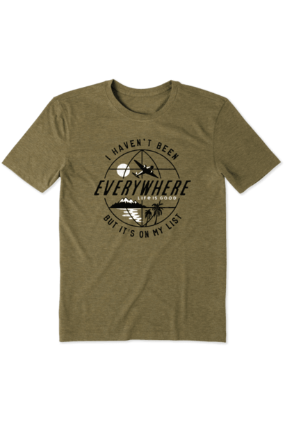 Haven't Been Everywhere T-shirt