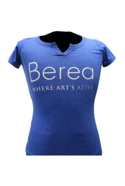 Berea Where Art's Alive Women's T-Shirt
