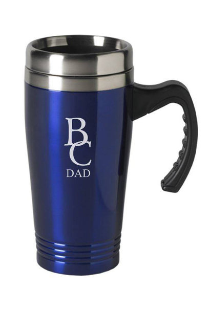 BC Dad Travel Mug