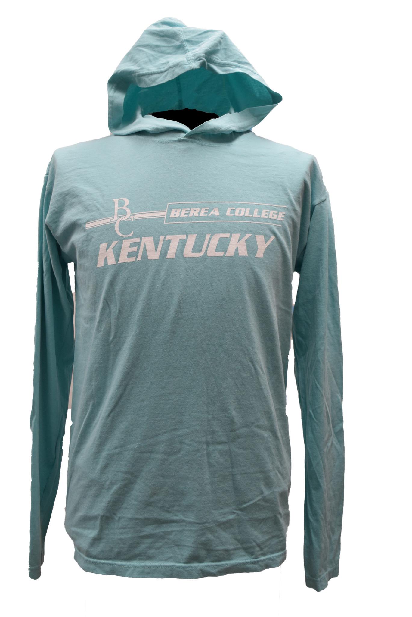 Berea College Kentucky Hooded T-shirt-2