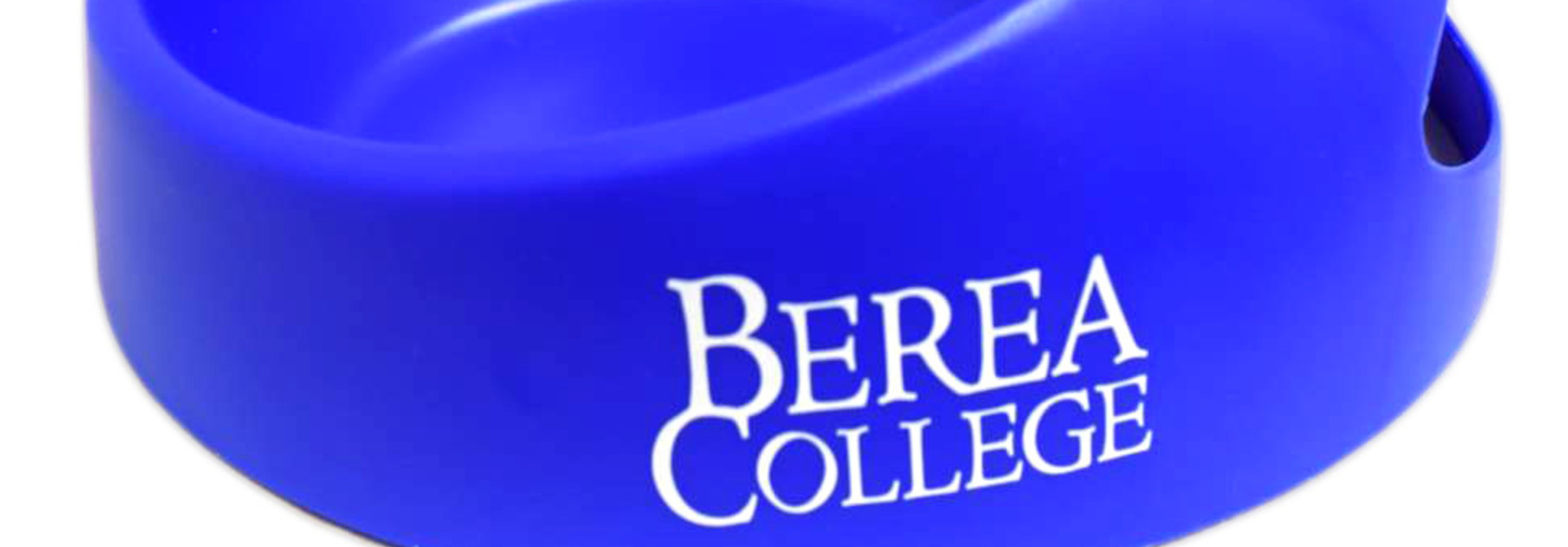 Berea Blue Dog Bowls