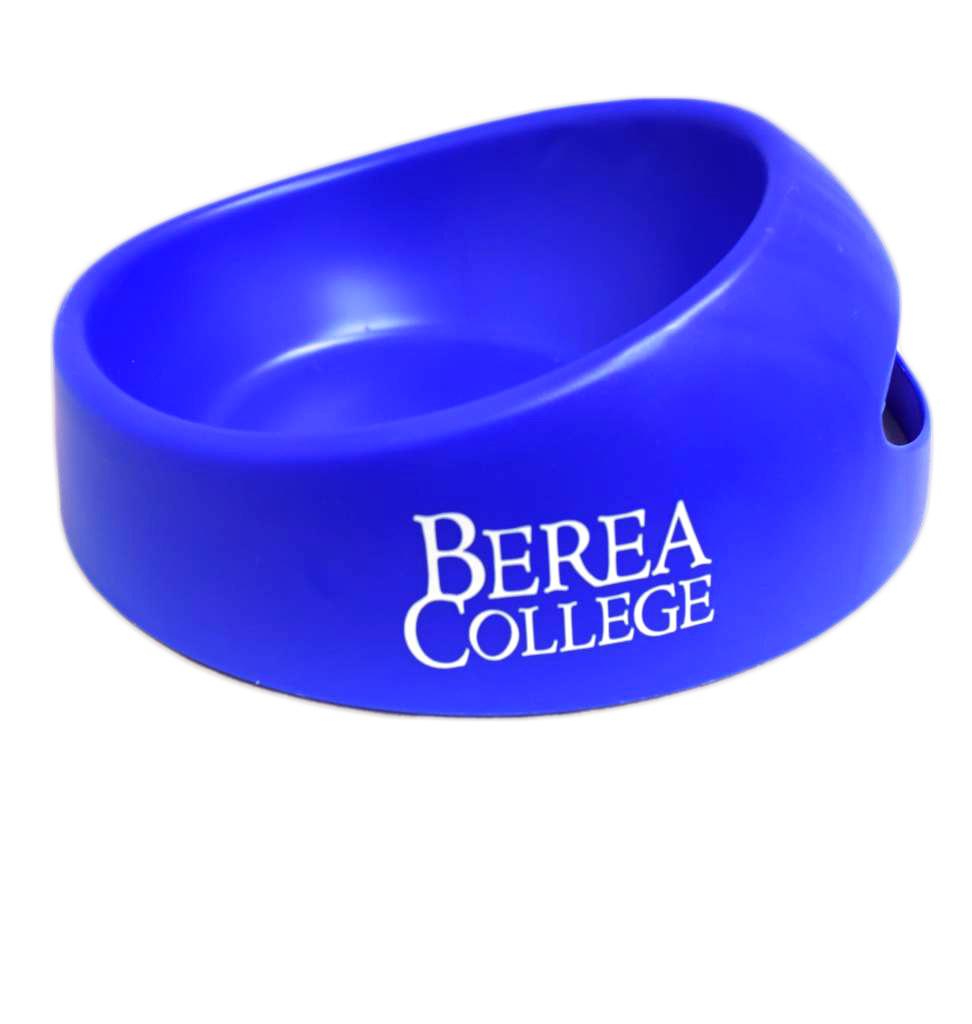 Berea Blue Dog Bowls-1