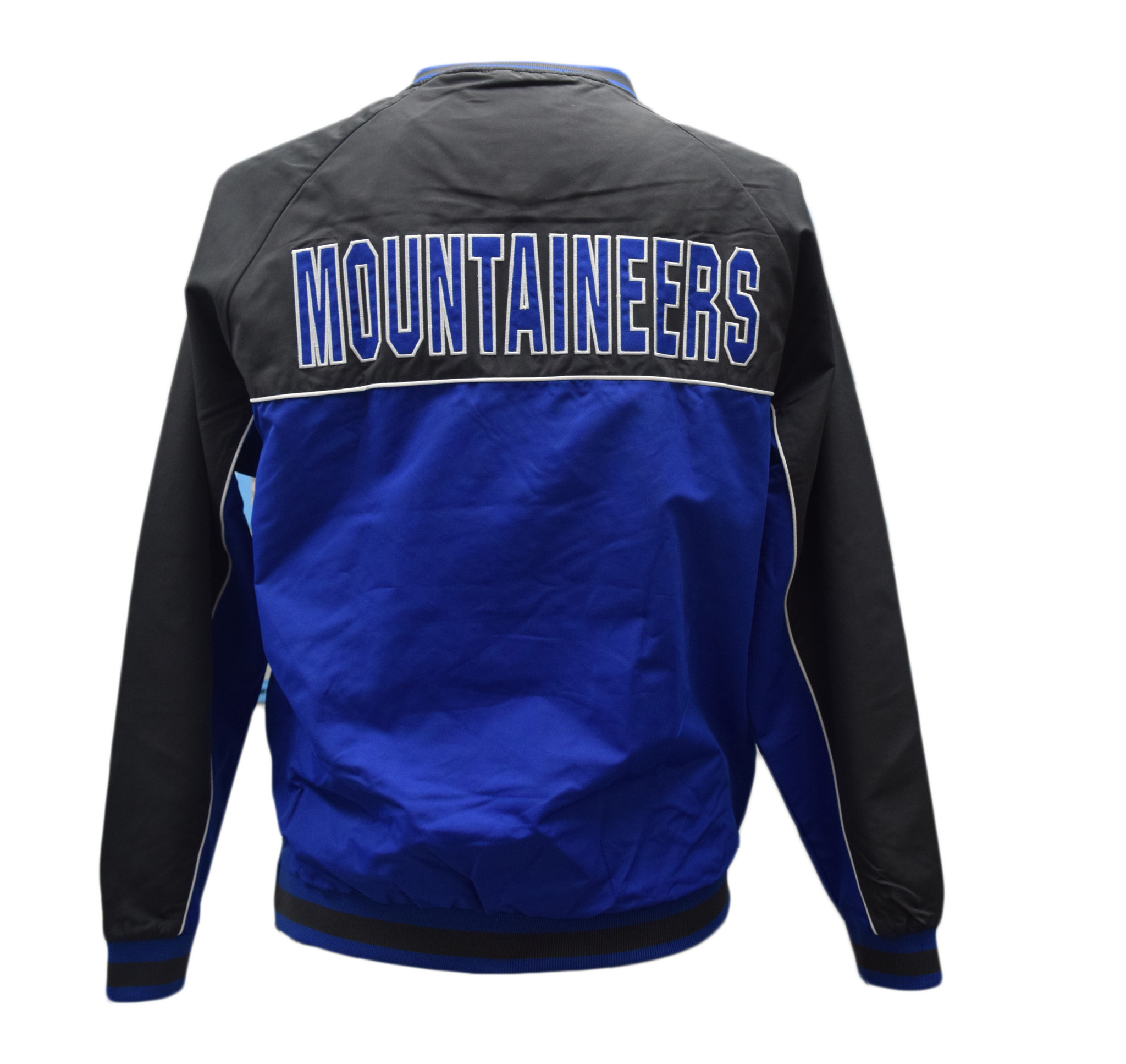 BC Mountaineers Windbreaker Pullover-2