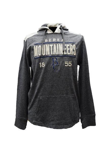 Gray Berea Mountaineers T-Shirt Hoodie