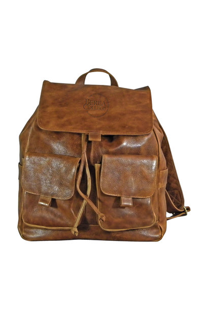 Westbridge Leather Rucksack