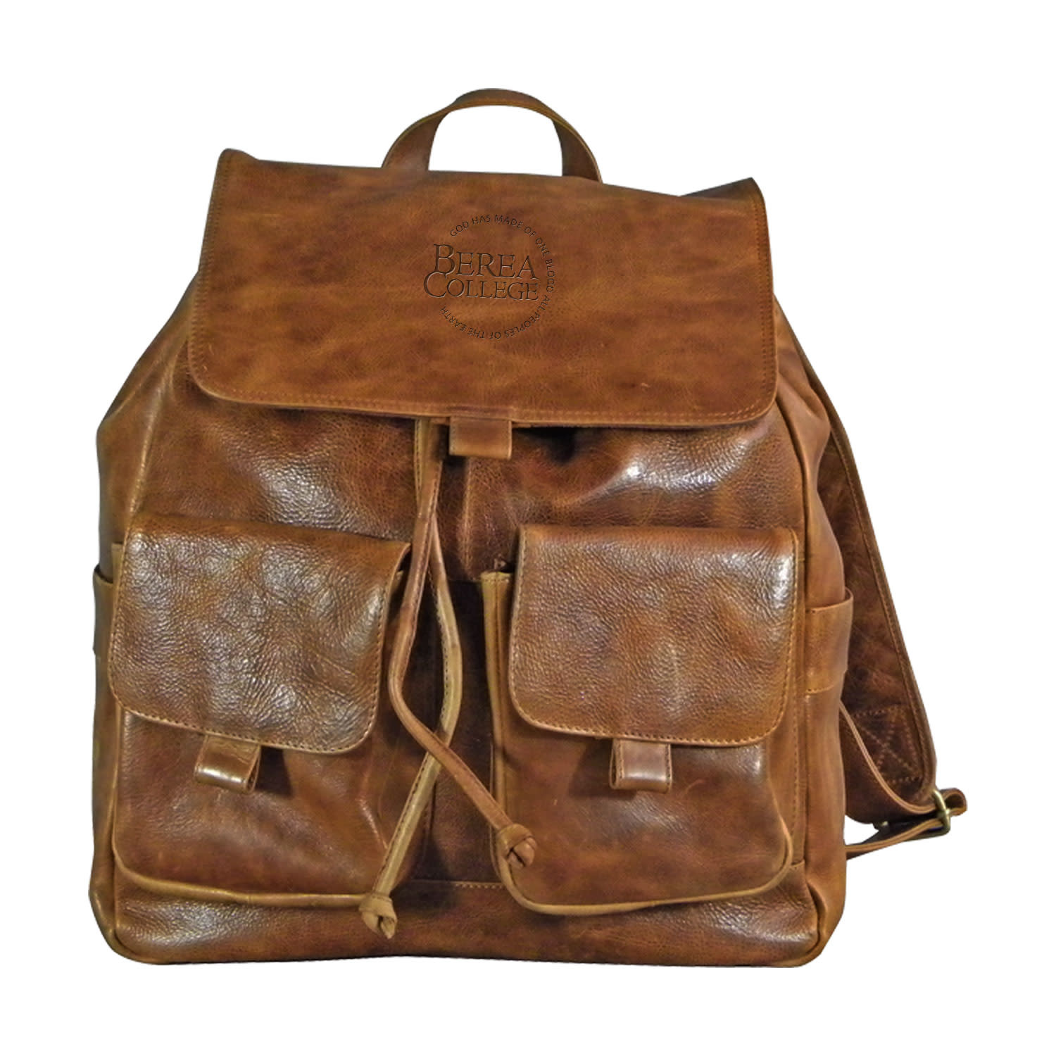 Westbridge Leather Rucksack-1
