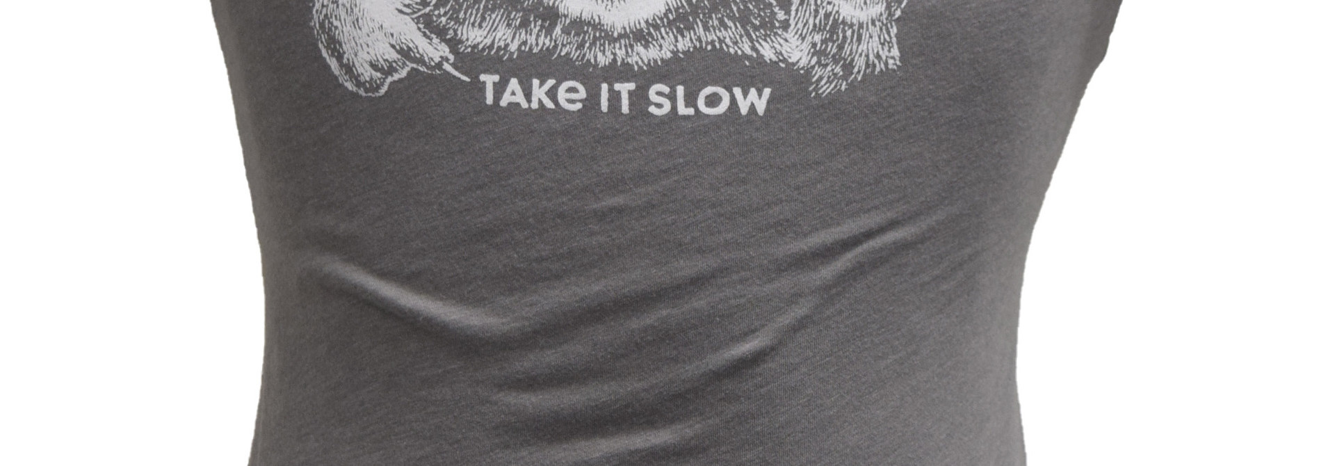 Take it slow Slate Gray