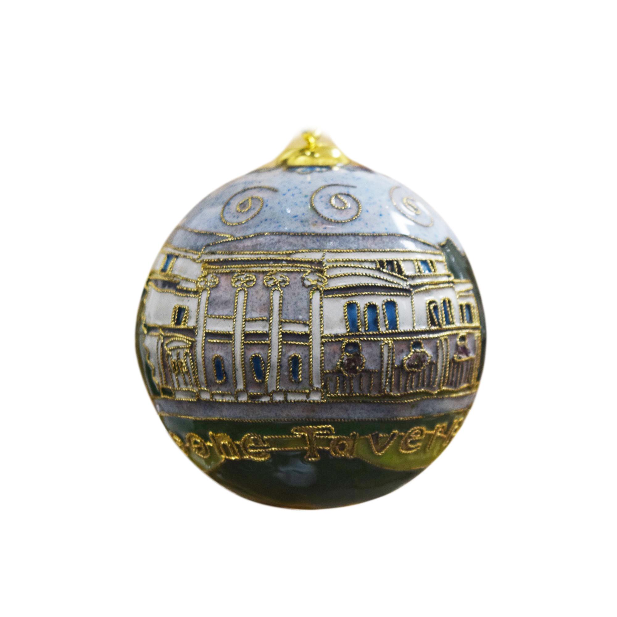 Berea College / Boone Tavern Ornament-3