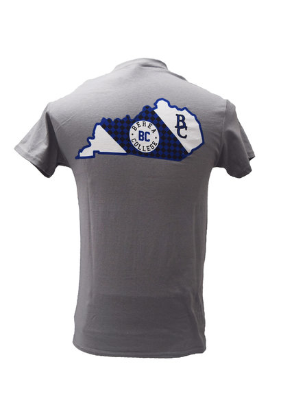 State Outline BC T -shirt
