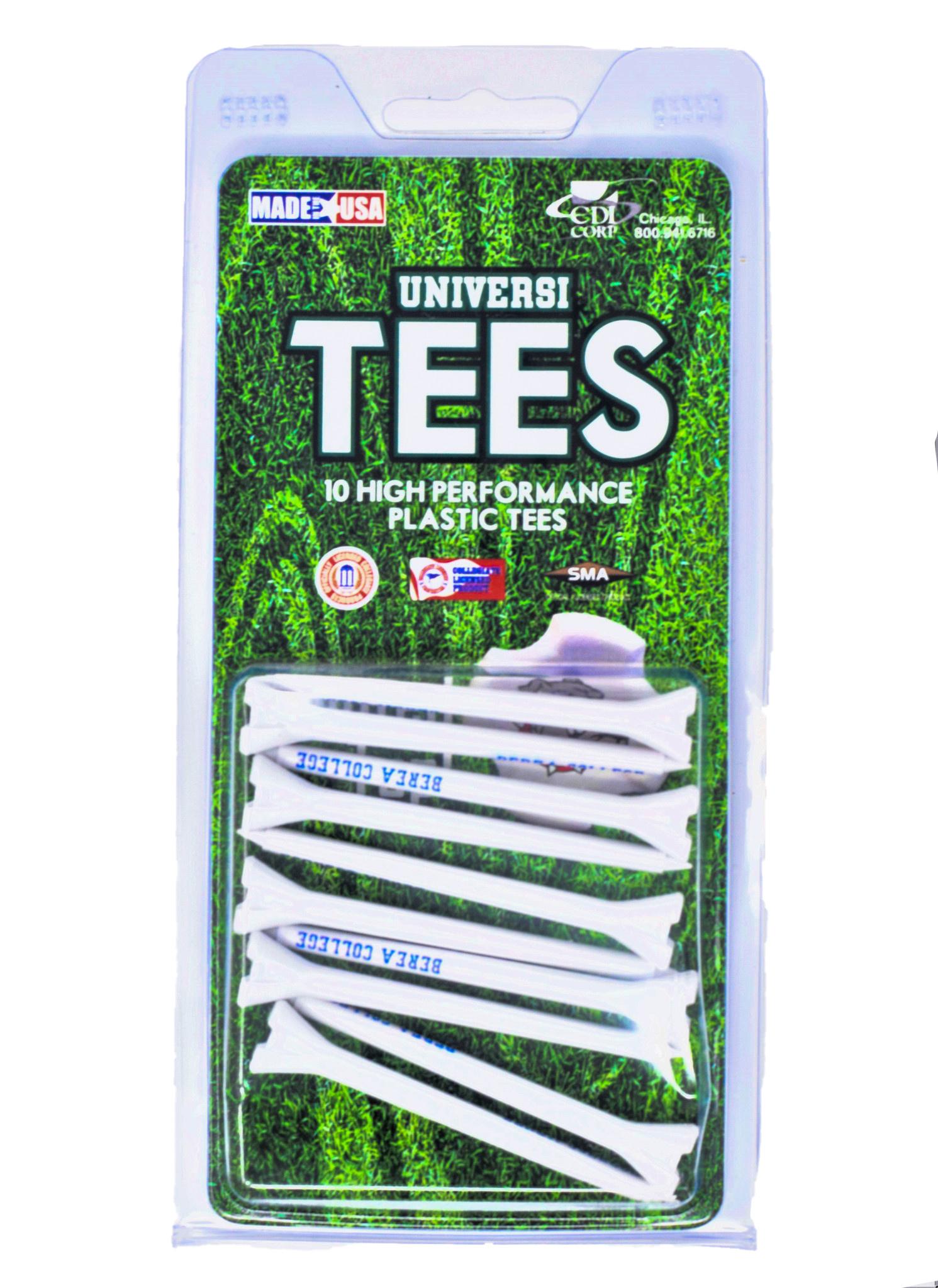 Berea College Golf Tee-1