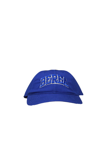 Royal Berea Ball Cap with 3D Embroidery