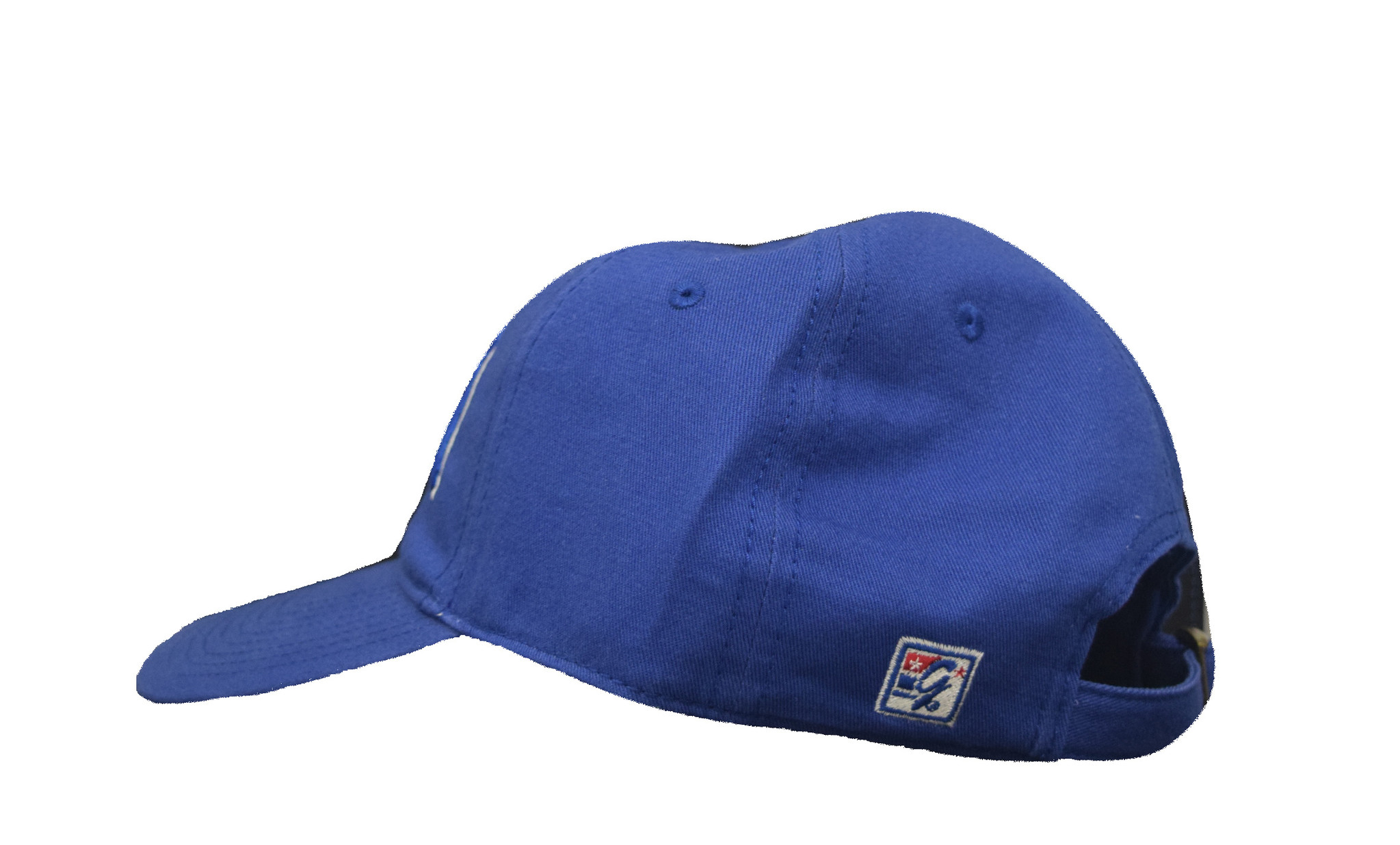 Royal Berea Ball Cap with 3D Embroidery-2