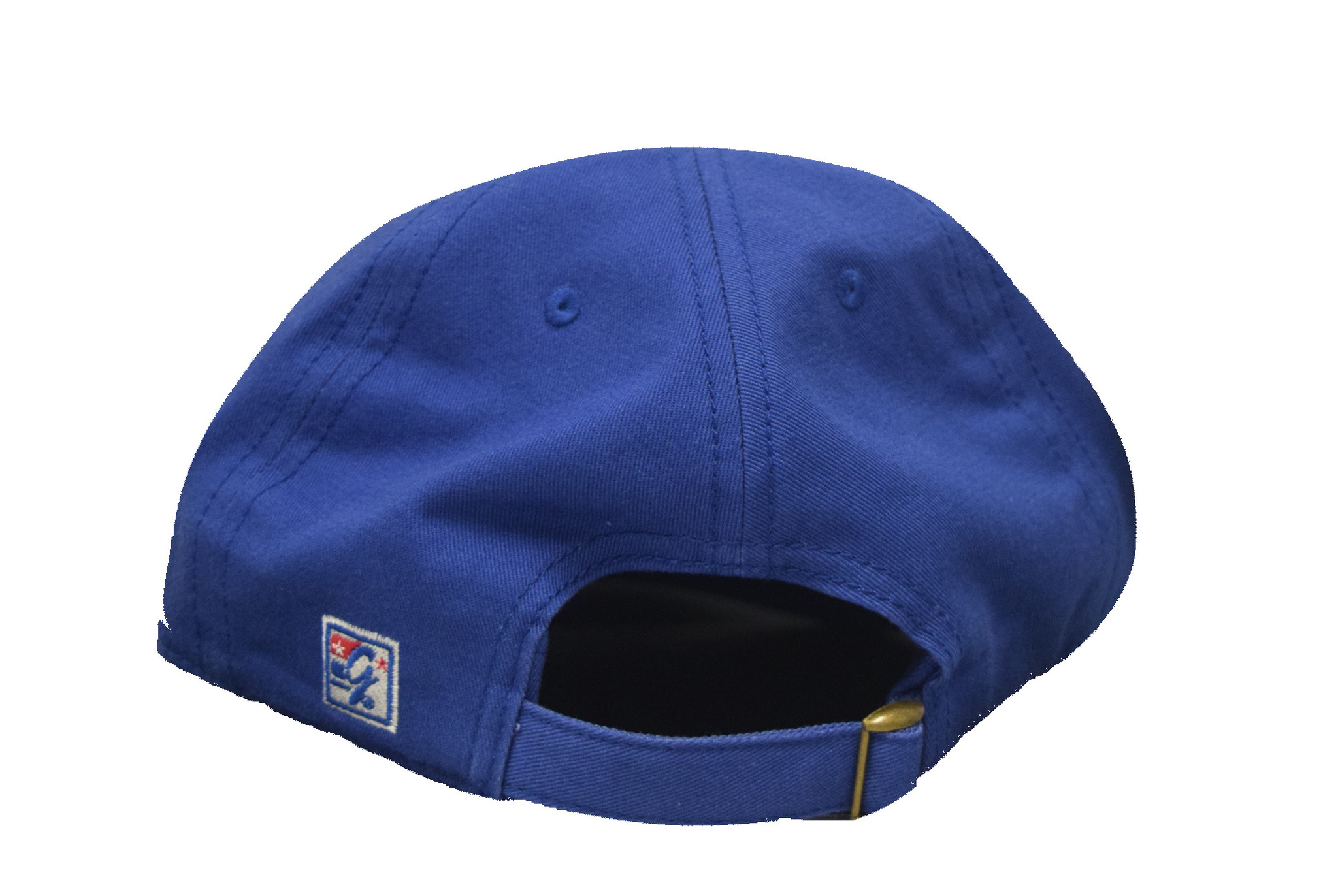 Royal Berea Ball Cap with 3D Embroidery-3