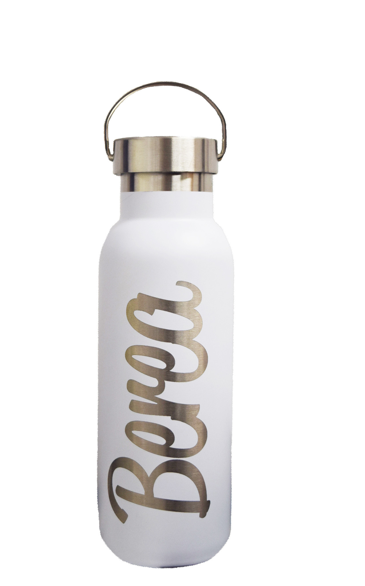 White Berea Water Bottle-1