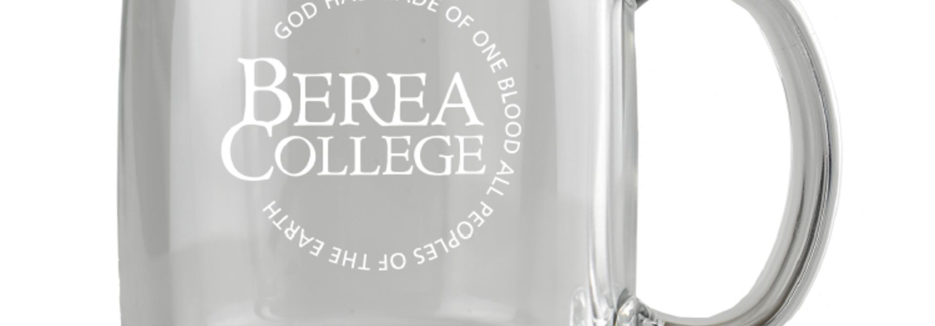 Circle Logo Mug Glass