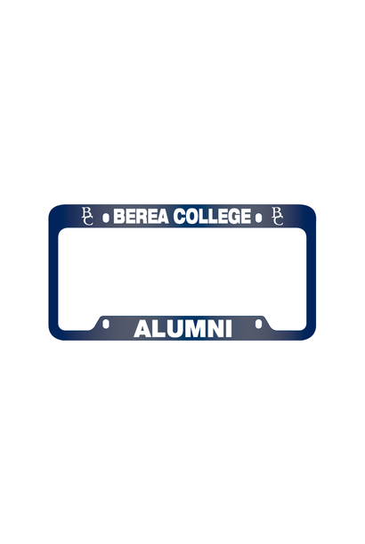 Berea  License Plate Frame