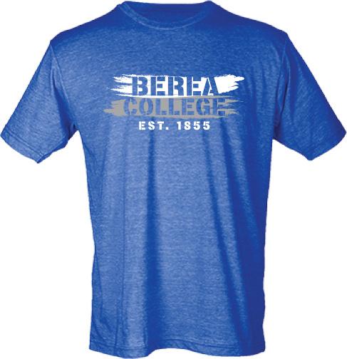 Heather Royal Berea College Est 1855 T-Shirt-1