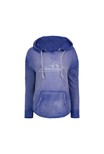 Nora Style Kentucky Outline Hooded Tee