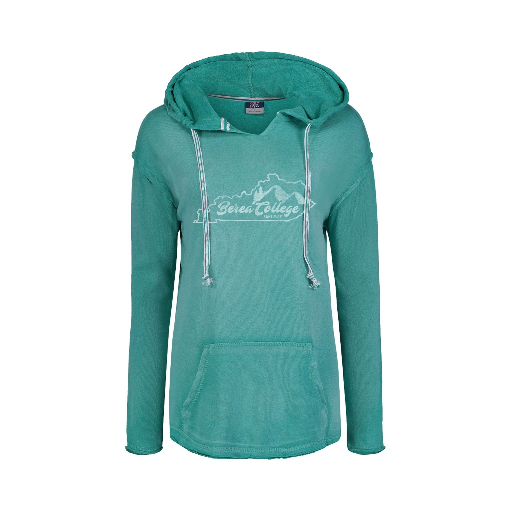 Nora Style Kentucky Outline Hooded Tee-1
