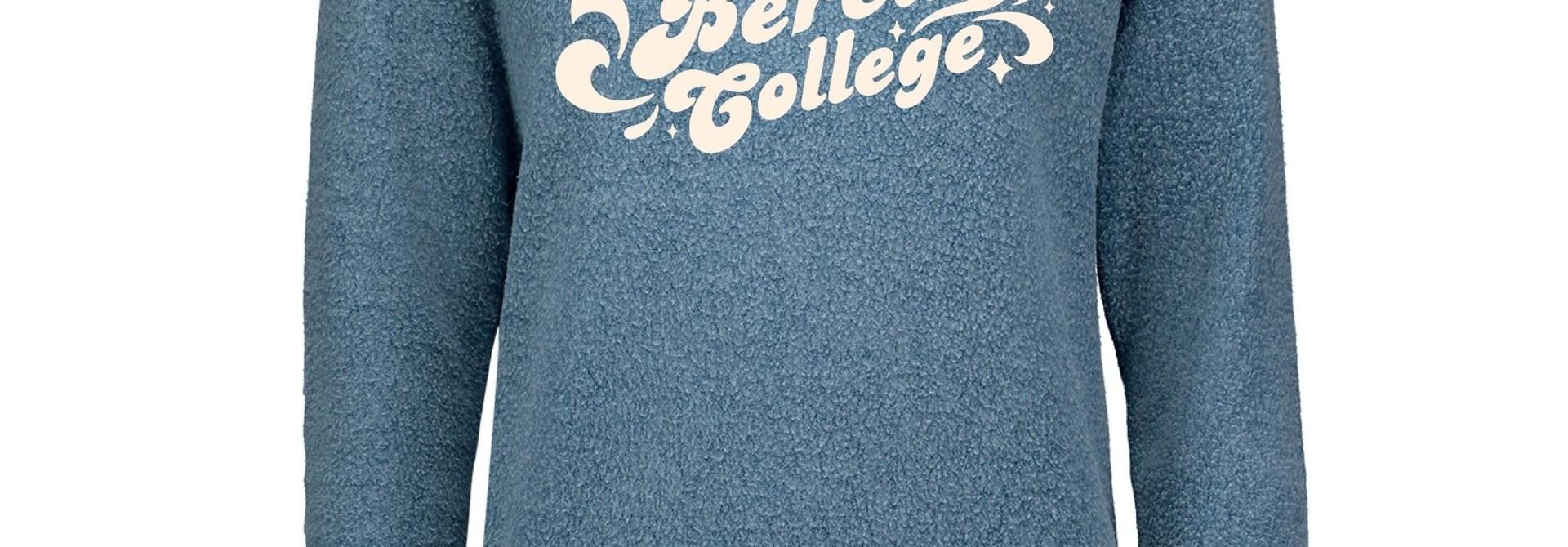 Berea College Swirl Crewneck