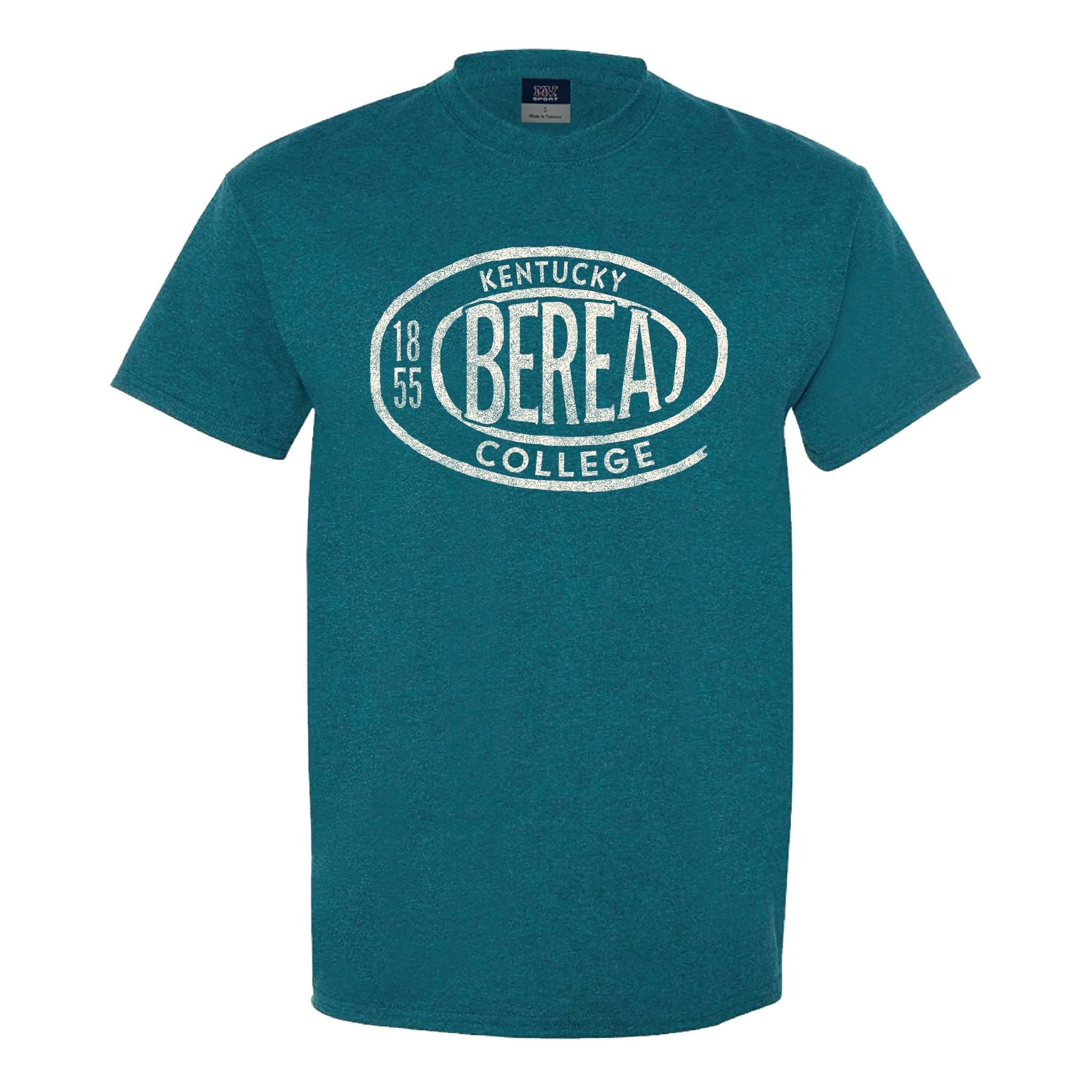 Spiral Track T-Shirt-1