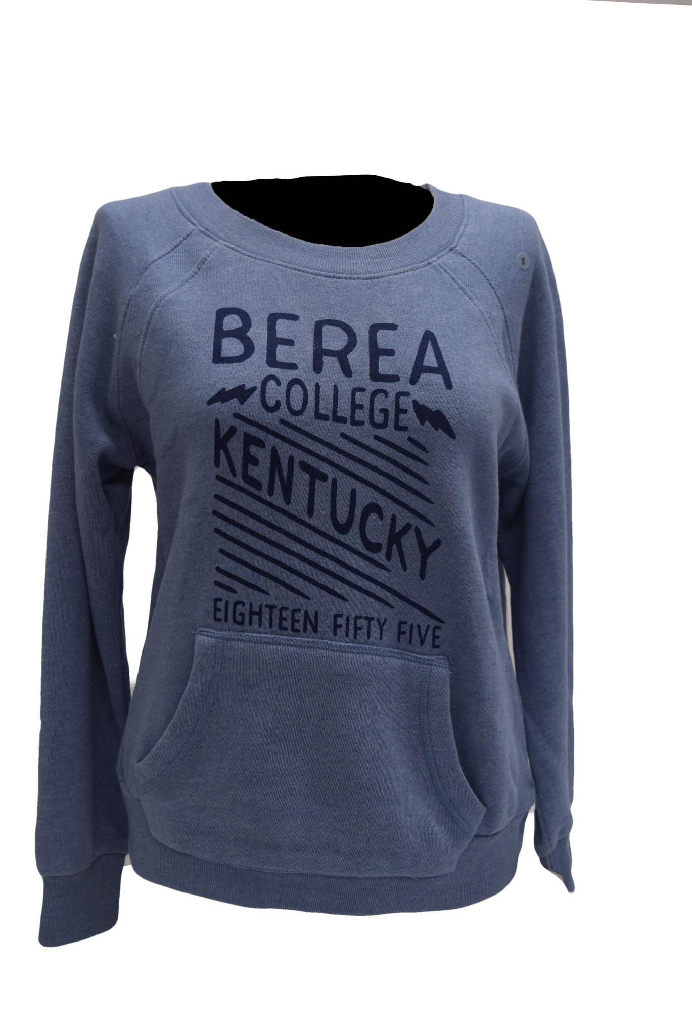 Berea College Michael Angel Style  Crewneck-2