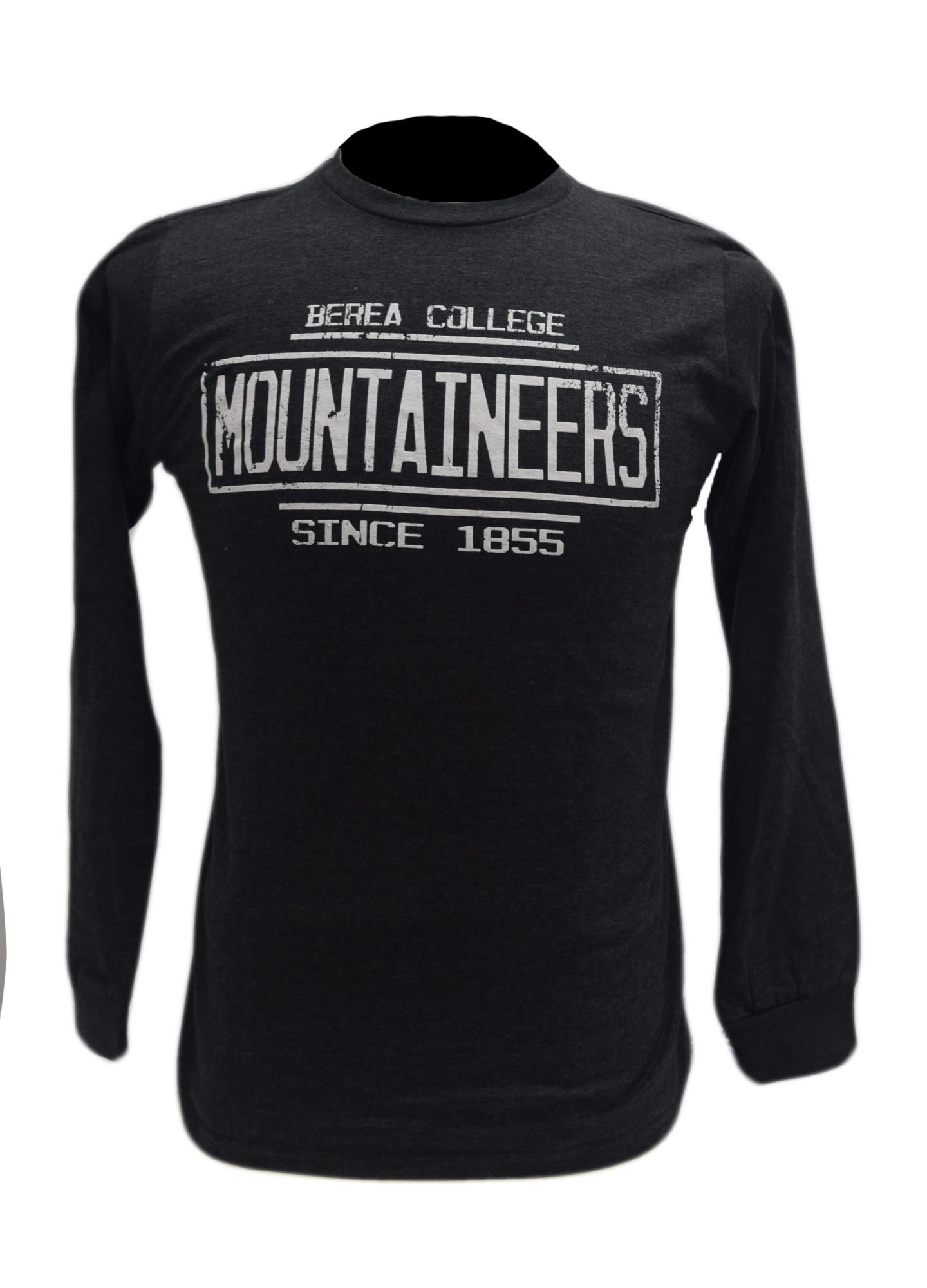 Berea College Mountaineers Since 1855 Long sleeve-1