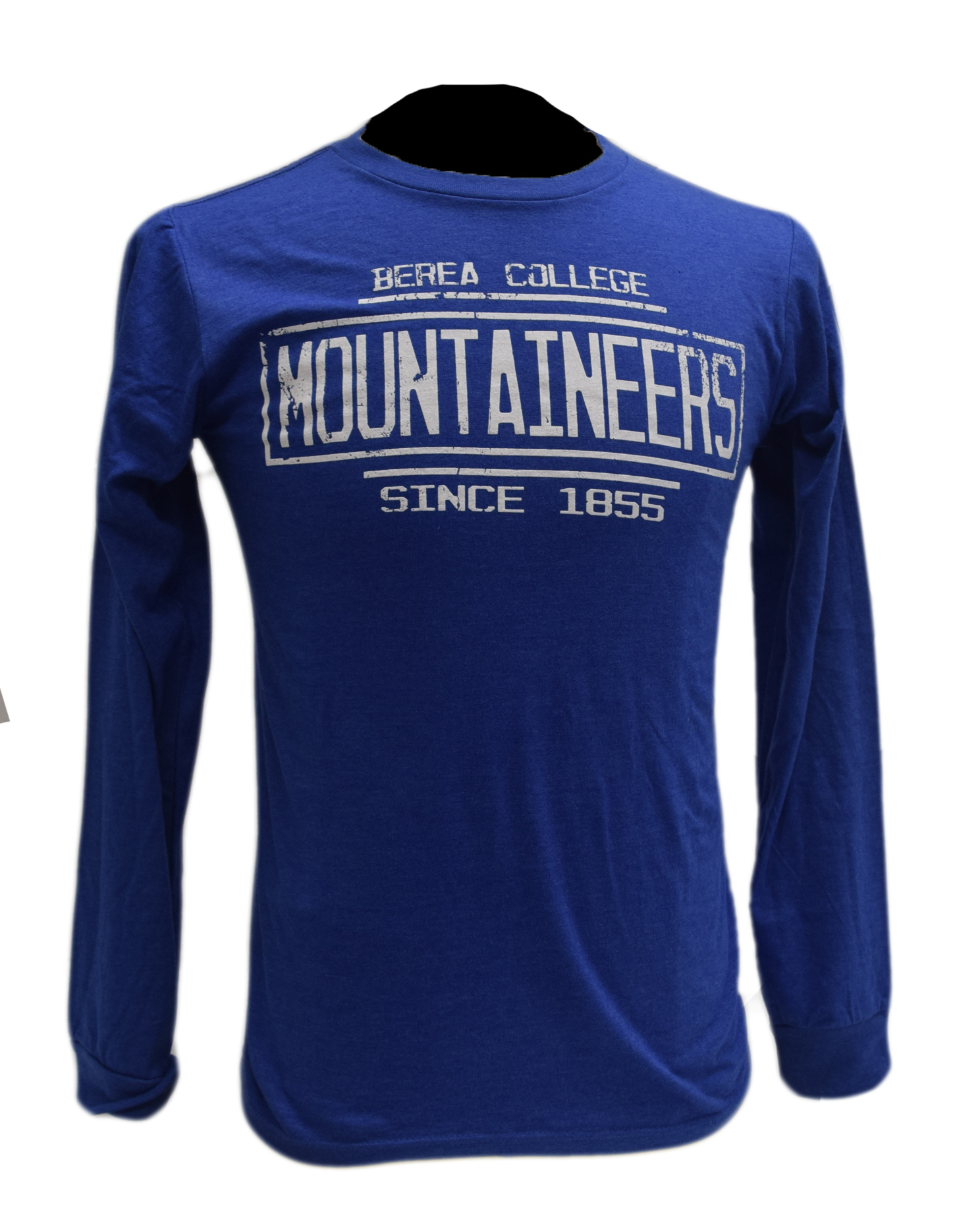 Berea College Mountaineers Since 1855 Long sleeve-3