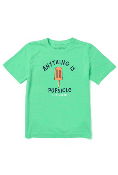 Anything Is Popsicle Youth T-shirt