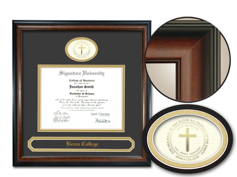 Custom Diploma Frames-1