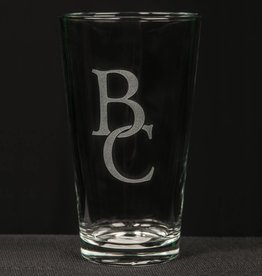 BC Etched Glass