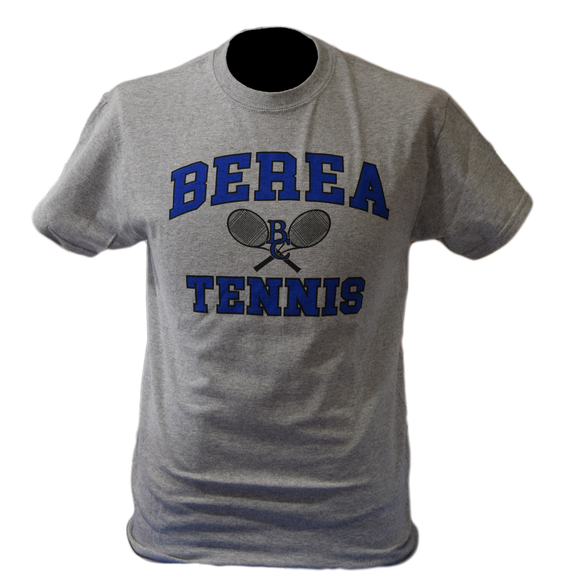 Gray Sports T-Shirt-1