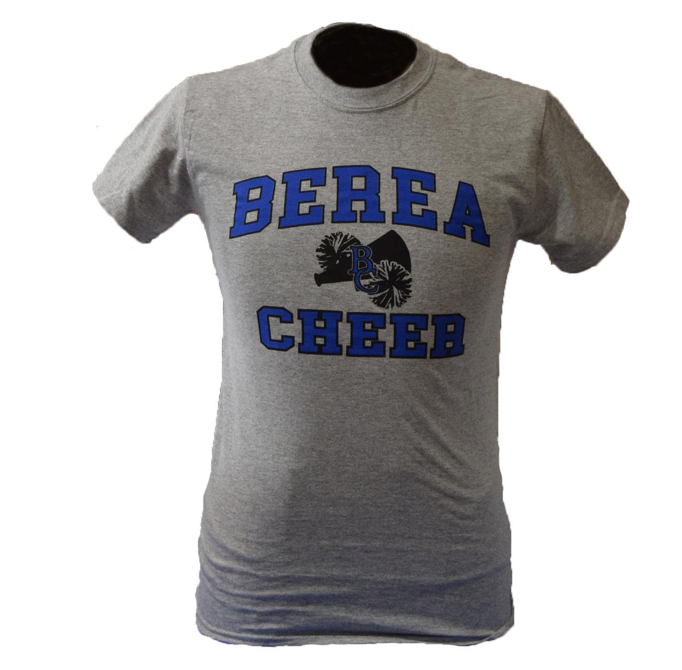 Gray Sports T-Shirt-2
