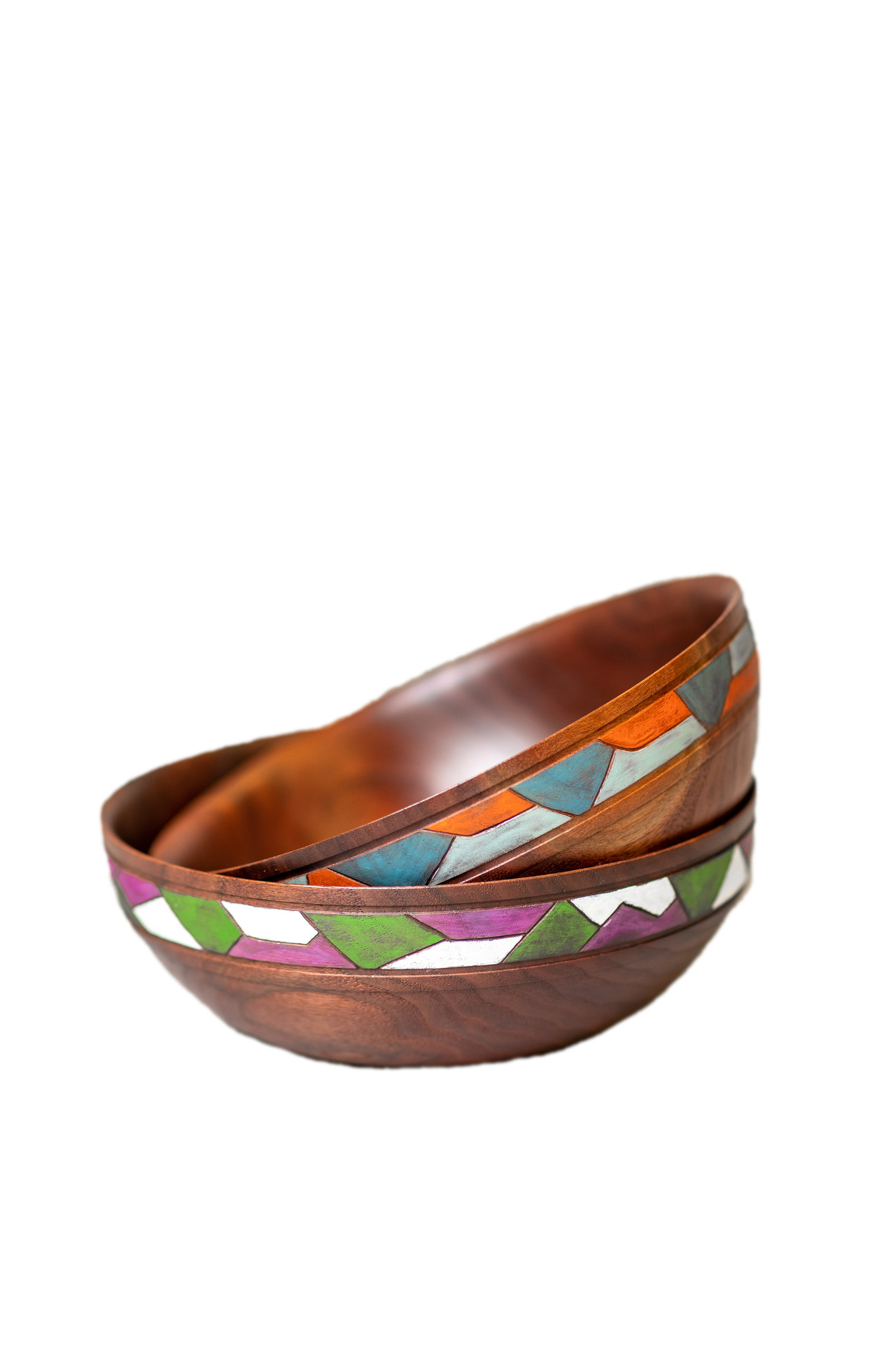 Wooden Bowl-1