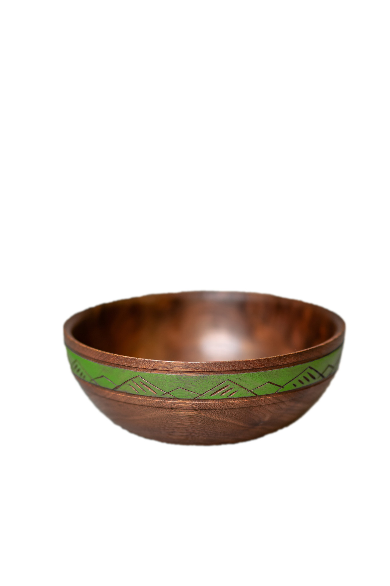Wooden Bowl-2