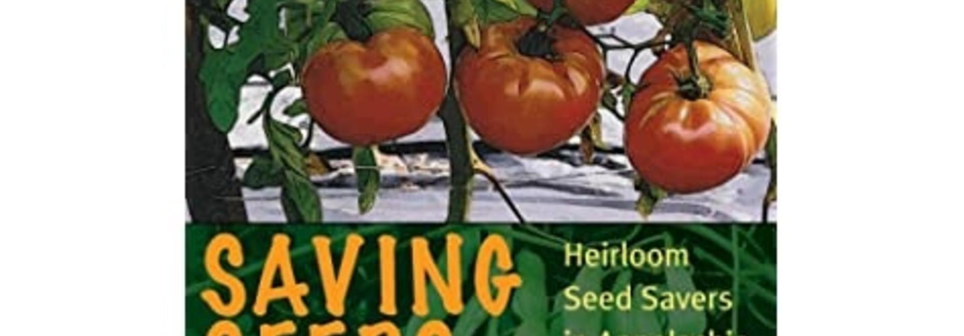 Saving Seeds, Preserving Taste by Bill Best