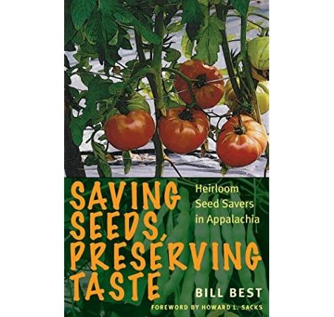 Saving Seeds, Preserving Taste by Bill Best-1